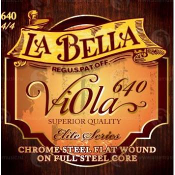 Струны для альта - La Bella 640
