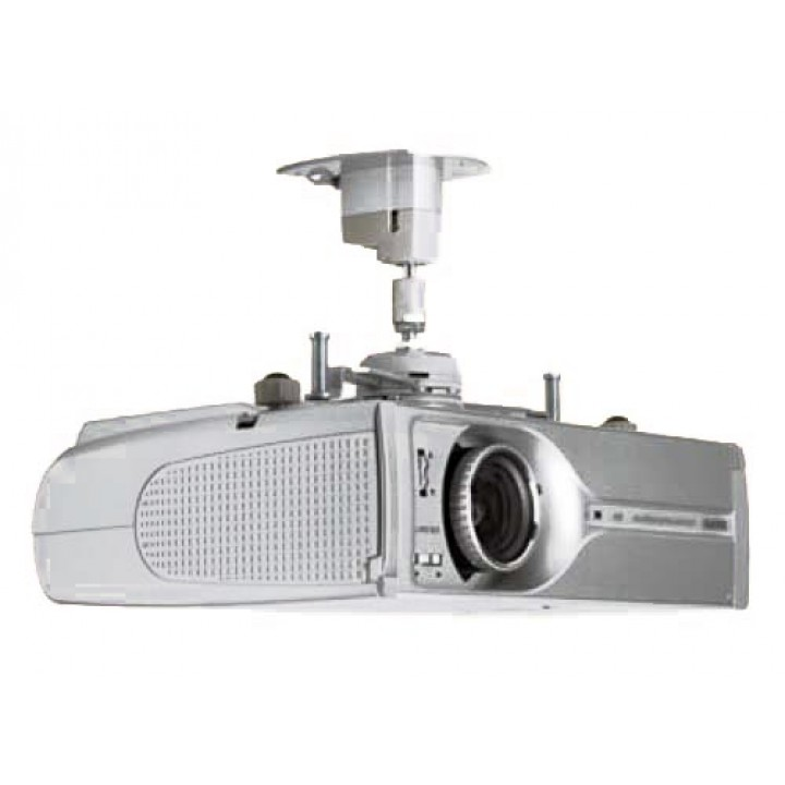 SMS Projector CL F75 (incl Unislide silver)
