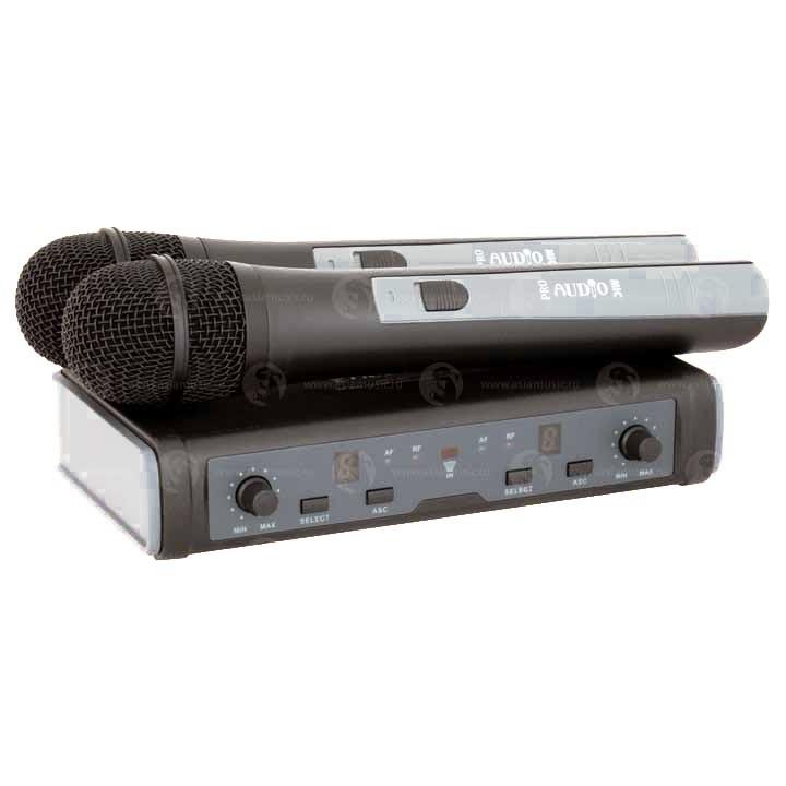 DWS-807HT Радиосистема - PROAUDIO