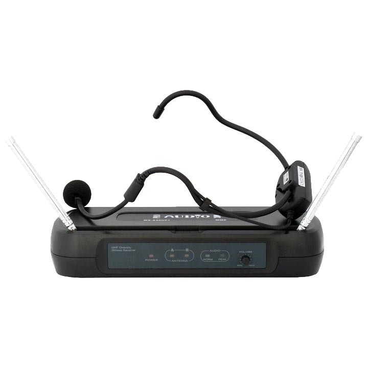 WS-820PT-M(EFGH) Радиосистема с головным микрофоном - PROAUDIO