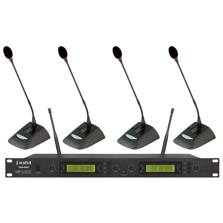 CWS-840DT Радиосистема - PROAUDIO