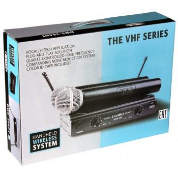 DWS-204HT Радиосистема 2 микрофона - PROAUDIO