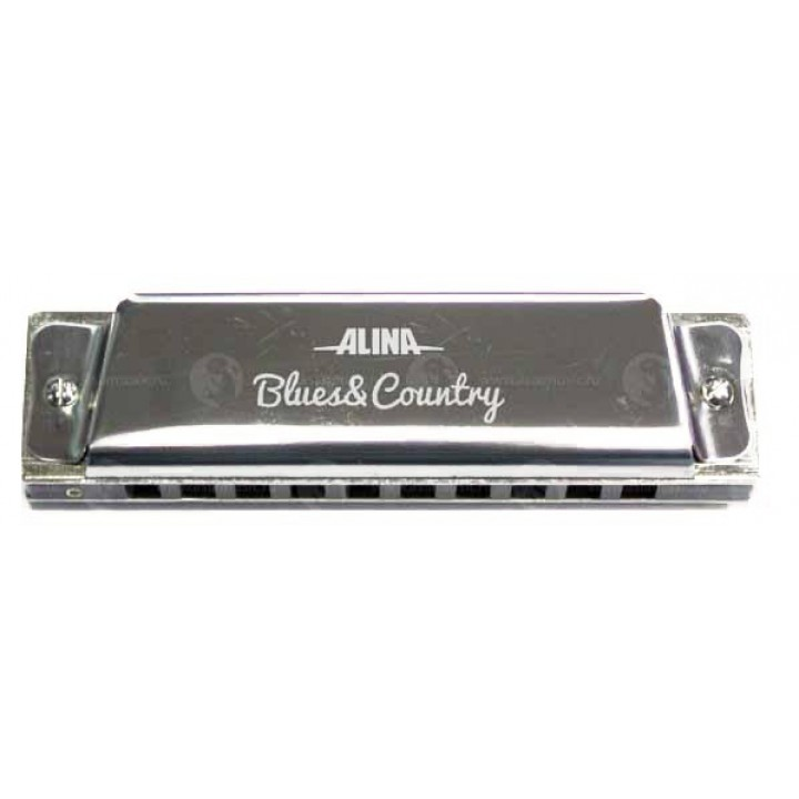 Blues&Country Губная гармошка - ALINA