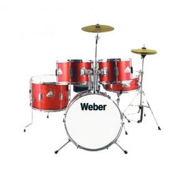 Маломензурная ударная установка - Weber BabyKit