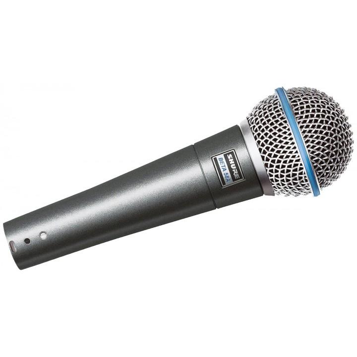BETA58A Динамический вокальный микрофон - Shure