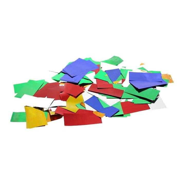 Конфетти цветное - GLOBAL EFFECTS - Confetti (1 кг)