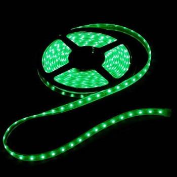 Светодиодная лента всепогодная - Зеленая
