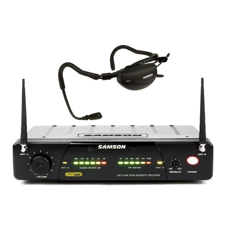 AIRLINE 77 Радиосистема с головным микрофоном - SAMSON