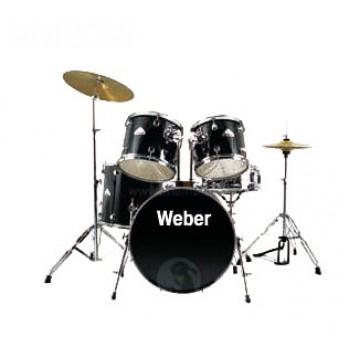 Ударная установка - Weber Prime