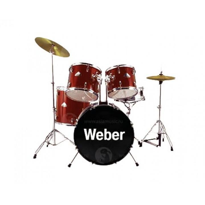 Ударная установка - Weber Shake
