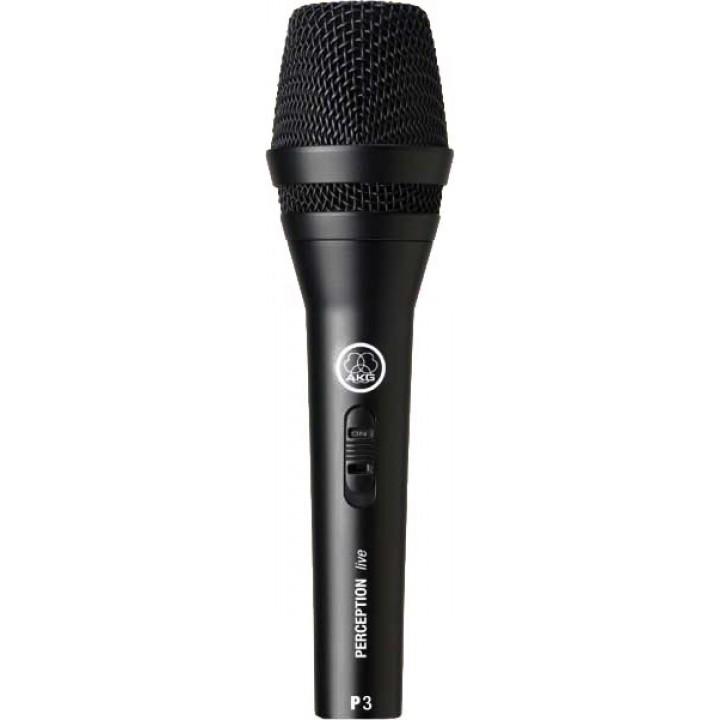 P5S Динамический вокальный микрофон - AKG