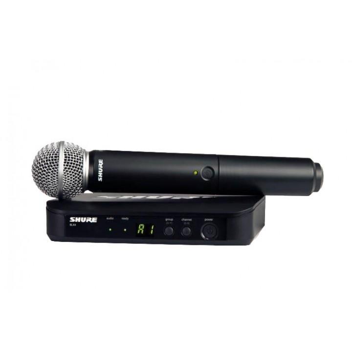 BLX24E/SM58 Радиосистема вокальная - Shure