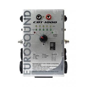 CBT-1000 Кабельный тестер - EUROSOUND