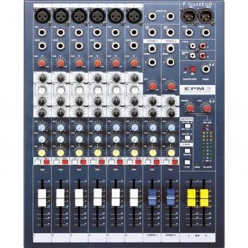EPM6 Микшерный пульт -  Soundcraft