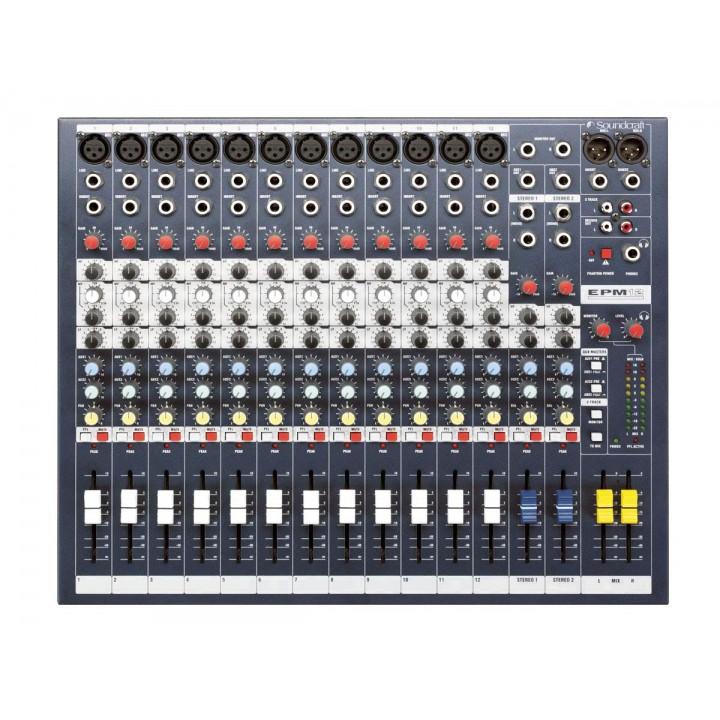 EPM12 Микшерный пульт -  Soundcraft