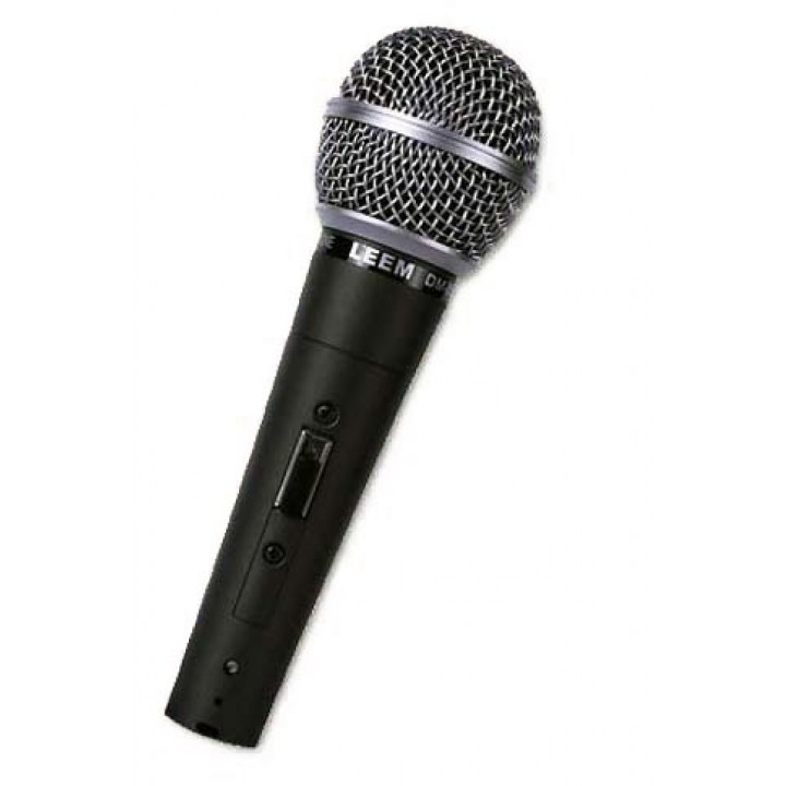DM-302 Микрофон динамический - Leem