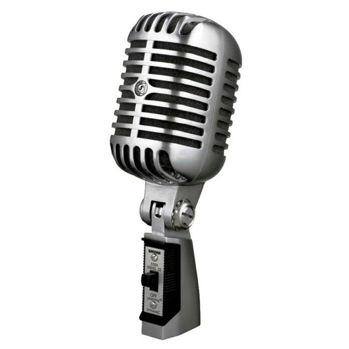 55SH SERIESII Ретро динамически вокальный микрофон - Shure