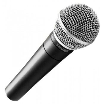 SM58S Динамический вокальный микрофон - SHURE