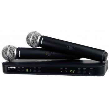 BLX288E/SM58 Радиосистема вокальная - SHURE