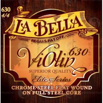 630 4/4 Струны для скрипки - La Bella